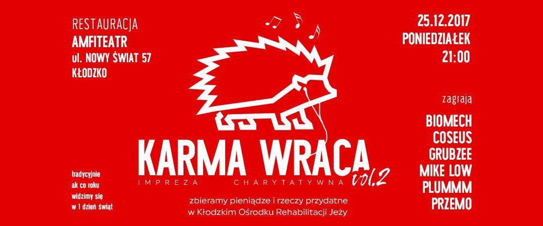 KARMA WRACA vol. 2