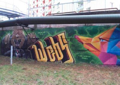 Náchod – Graffiti Jam
