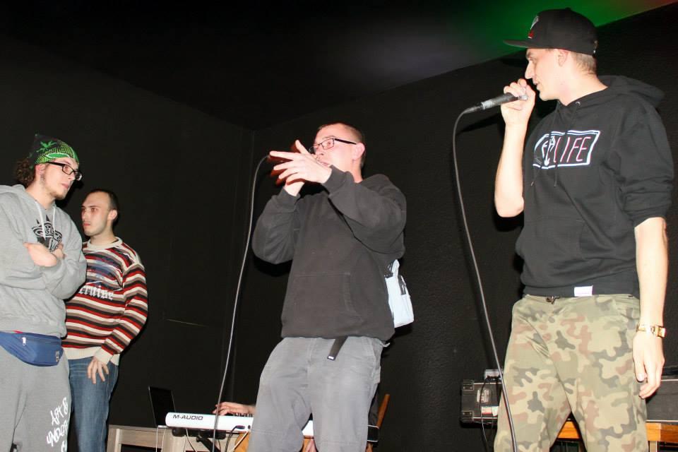 Freestyle Rap z Te-Trisem
