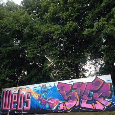 New Road Hip Hop Festival 2016